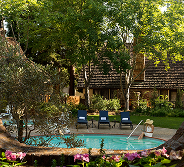 Spa Harvest Inn St. Helena